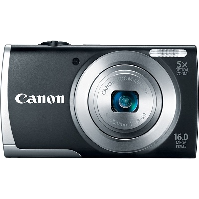 Canon PowerShot A2500 Review