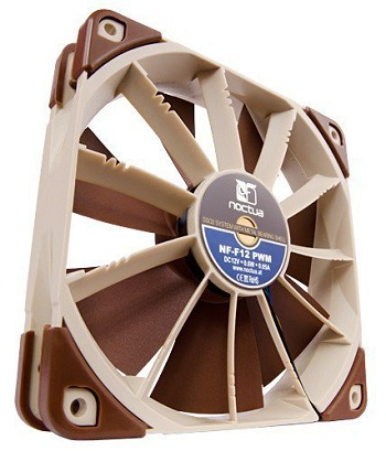 Noctua NF-F12 Review : Pros And Cons
