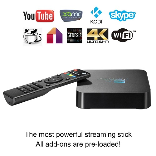 ROCAM Q Android TV Box Review