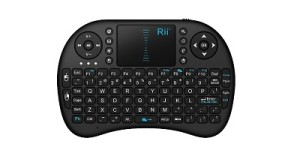Rii i8 2.4GHz Wirelesss Touchpad Keyboard