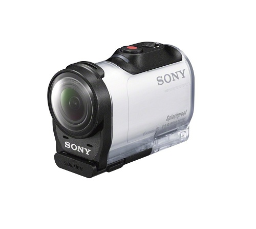 Sony AZ1View On Amazon