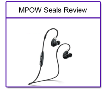 MPOW Seals MBH27 Review