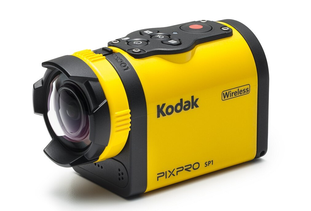Kodak PIXPRO SP1Click Here for Reviews, Ratings & Specifications at Amazon