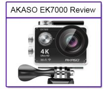 AKASO EK7000 Action Camera Review