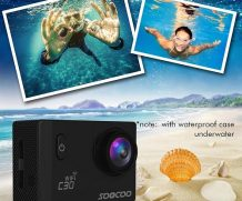 SOOCOO C30 Action Camera Review