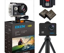 EKEN H9R 4K Action Camera Review
