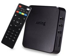 JUNING Android TV Box Review