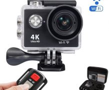 Monba ME10 4K Action Camera Review