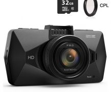 SEYDI F1 Car Dashcam Review