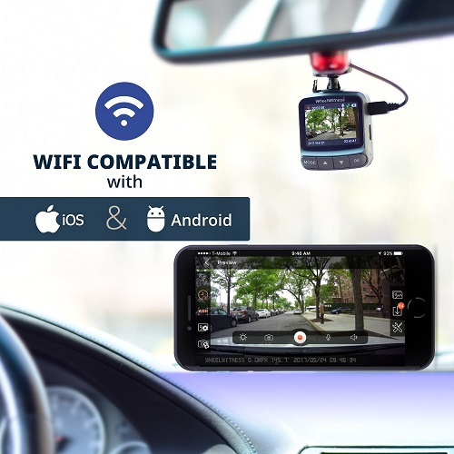 WheelWitness HD PRO PLUS Dashcam