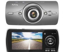 AuKing Dash Cam Review