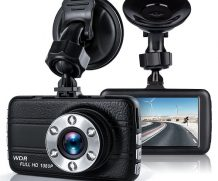 Bekhic Dash Camera Review