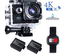 BrosFuture 4k Action Camera Review