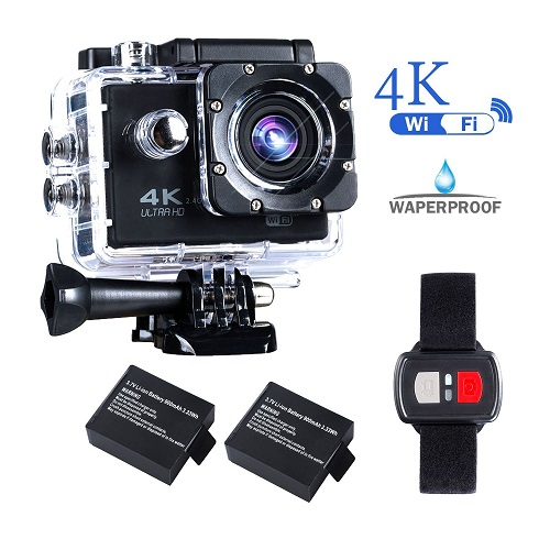 BrosFuture 4k Action Camera