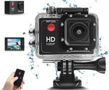 DROGRACE WP200 Action Camera Review