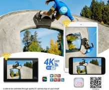 DROGRACE WP350 Action Camera Review