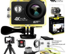 GJT GP1R Sports Action Camera Review