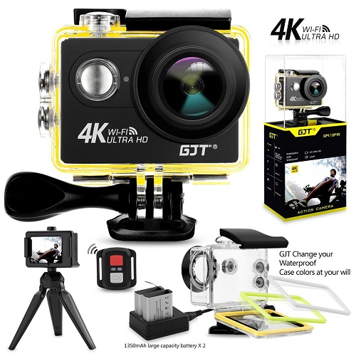 GJT GP1R Sports Action Camera