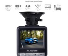 Ausdom AD282 Dash Cam Review